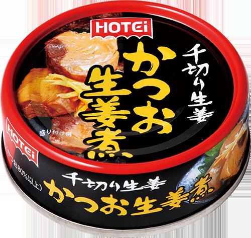 かつお生姜煮 タイ産  70g