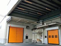 富士川工場(流動食プラント)