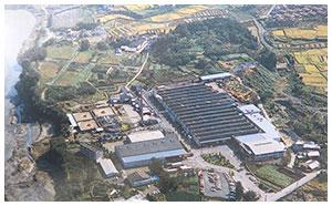 11月 富士川工場竣工
